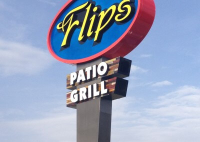 8-Flips-Pole-Sign
