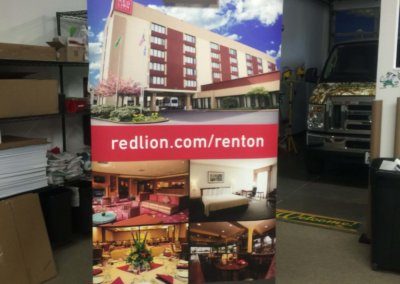 Red Lion Hotel banner