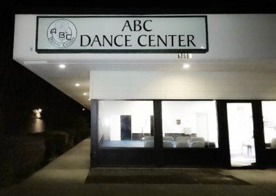 ABC Dance Light Box Building Sign-1