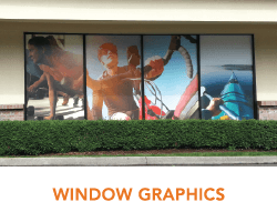 Window Signs & Graphics