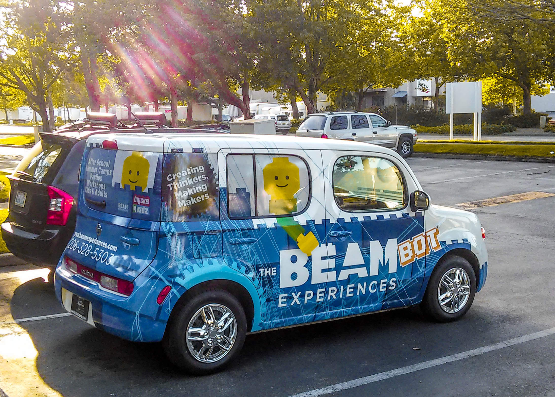 Vehicle Graphics Shine On Signs Renton And Surrounding Areas Wa