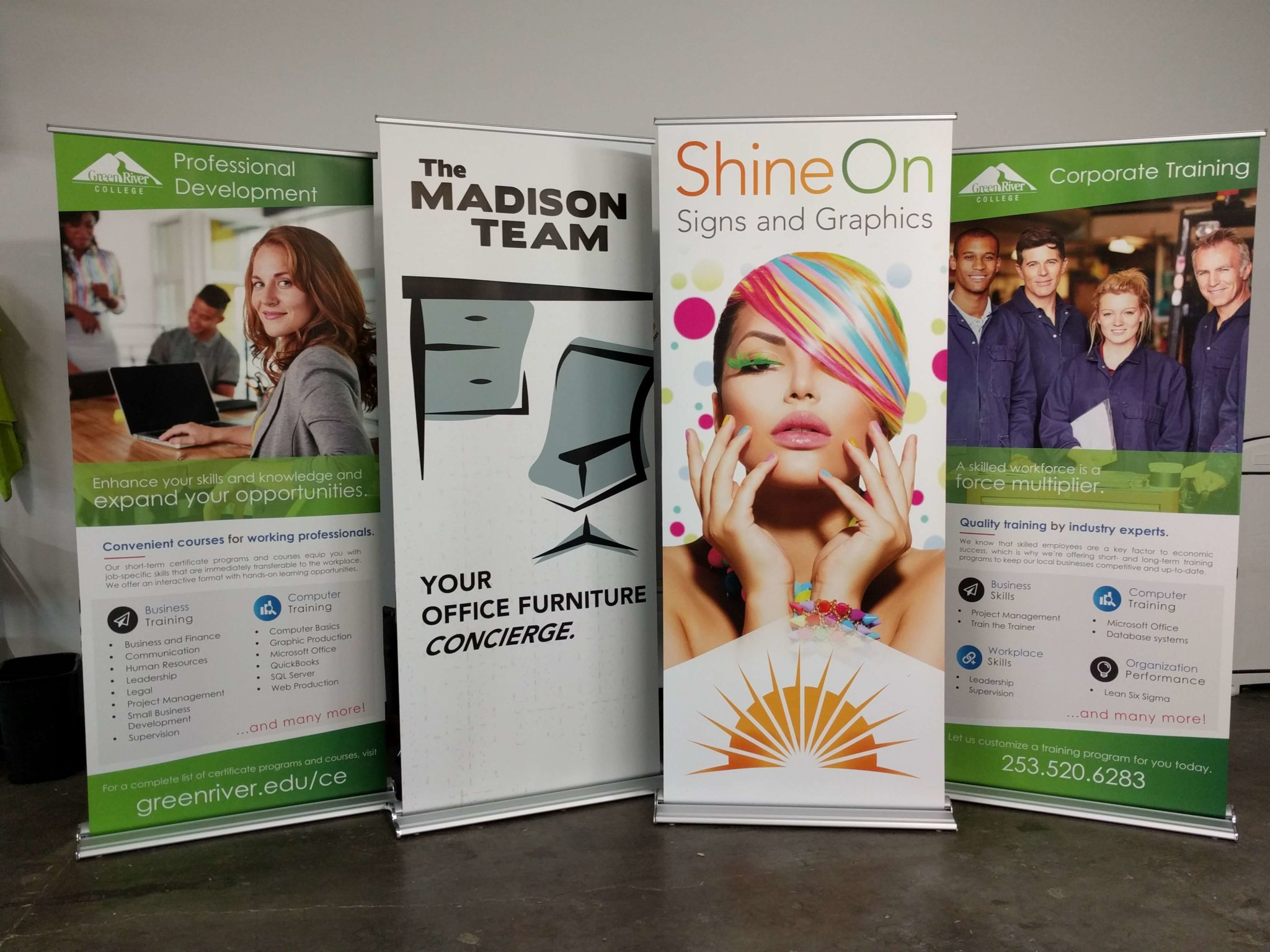 Leadership Training Banners Home Real Estate Banners