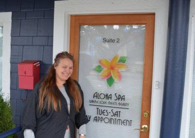 Aloha Spa - Happy Customer 1