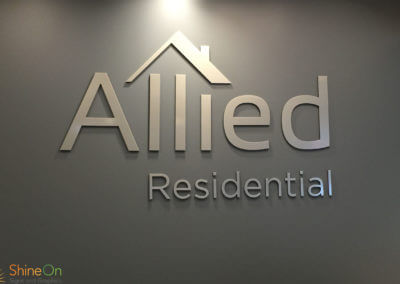 lobby-sign-Allied-Residential