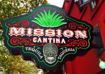 finished mission cantina