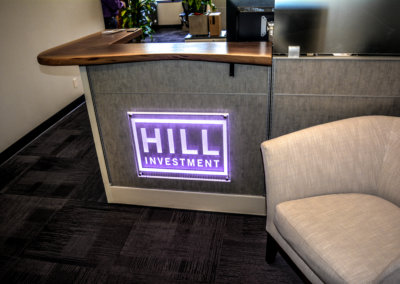 Hill Investment Lobby Sign (1)-1