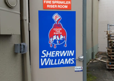 sherwin-williams-fire-sign