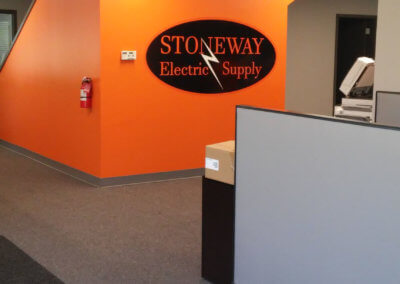 Stoneway Electric Wall Graphics 2